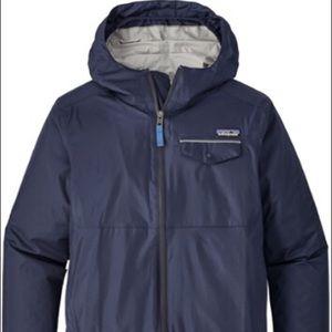 Kids Patagonia Torrentshell rain jacket size 7-8